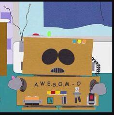 """""""I am the awesome o 4000"""""""