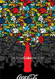 Live on the Coke Side of Life
