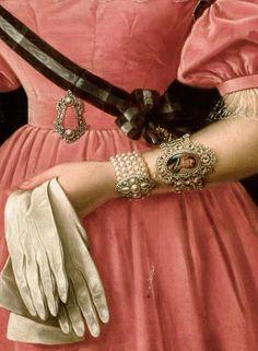 Maria Christina Borbon  - Click to enlarge
