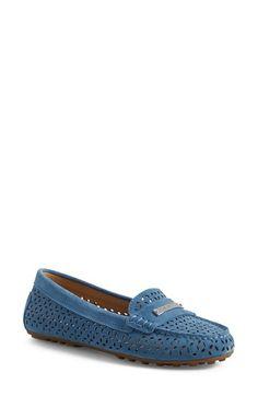 MICHAEL MICHAEL KORS 'Everett' Loafer (Women). #michaelmichaelkors #shoes #flats