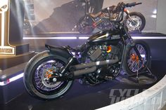 Cycle World - Revealed! 2014 Harley-Davidson Street 500 and Street 750