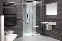 koupelna siko oxide - Hledat Googlem Toilet, Bathtub, Bathrooms, Design, Houses, Standing Bath, Toilets, Bath Tub, Bathroom