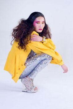 OXXO Magazine.  Fotógrafo: Máximo Arroyo.  Hair & Make Up: Nando Talavera.