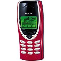 The Nokia 8210