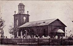 St Matthews Church, Windsor, NSW. St Matthews Church, First Fleet, Saint Matthew, Australian Continent, Penrith, Largest Countries, Small Island, South Wales, Tasmania