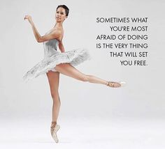 Misty Copeland is the New Queen of Swans