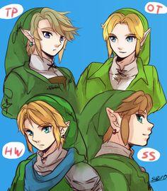 The Legend of Zelda   Links ( 風花 )
