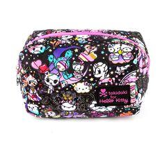 tokidoki x Hello Kitty Pouch: Cosmic