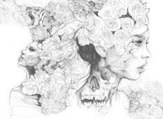 Pencil drawing Mash up by ART-BY-DOC.deviantart.com on @deviantART