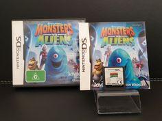 monsters vs aliens ds download