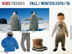 circus mag: ANTARTICA | Kids trend report F/W 15/16 by ShowStyleKids.com