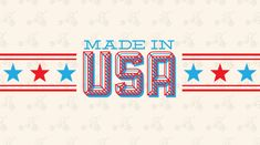 MADE IN THE USA FLYE