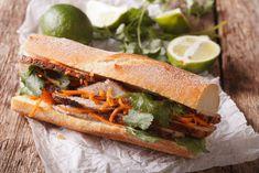 vietnamese banh mi sandwich   delicious vietnamese food