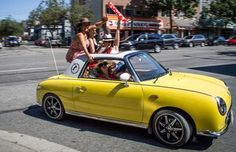 Nissan Figaro Provided by Driving.ca