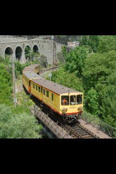 - Catch Le Petit Train Jaune (The Little Yellow Train) through the Pyrenees Train France, Sites Touristiques, Languedoc Roussillon, Beaux Villages, South Of France, Provence, Road Trip, Mountains, Trains