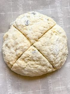 Irish Soda Bread with Buttermilk and Raisins is a favorite St. The buttermilk delivers a subtle tang that is absolutely delicious. Traditional Irish Soda Bread, Butter, Self Rising Flour, Irish Recipes, Holiday Recipes, Holiday Meals, Food For A Crowd, Raisin, Bread Recipes