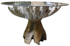 Rustic Dining Furniture | Root Dining Table | Cierra Interiors