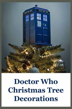 doctor who christmas tree decorations unique christmas ornaments christmas lights christmas trees doctor
