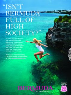 "Bermuda's ""It's So Much More"" New Tourism Campaign."