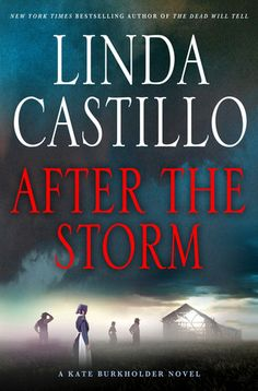 After the Storm (A Kate Burkholder Novel, book 7) by Linda Castillo  July 14, 2015