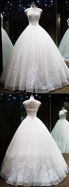 white wedding dress 2017 wedding dress charming wedding dress
