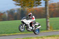 Prueba de la BMW F800S MAB-Turbo | Motociclismo.es