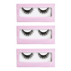 """""""It's like Iconic and Pixie Luxe had a baby"""" Our new Boudoir lashes are light, fluffy and dense in the middle for the doe eyed look. These lashes help open the eye for that sultry bedroom eyes look. Smiling with your eyes will be no problem with these lashes  Take advantage of our 25% off sale right now to try out these lashes! Code: POOLPARTY. Offer ends July 5th, 2015 11:59PM PST.  #houseoflashes #boudoirlashes #newlashes #wakeupmakeup #bedroomeyes #lashesfordays #makeup"""