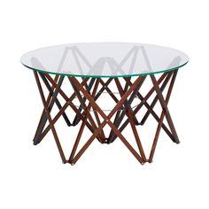 """Soffbord Itomaki, med design av Dan Sunaga för Karl Andersson & Söneer, är ett ihopfällbart soffbord med en mycket finurlig lösning med ett antal trälister som fogas samman med varandra och hålls ihop av en stålvajer. ItoMaki betyder """"garnvinda"""" på japanska.Bordet finns i flera olika storlekar. Träslagen är ek, björk, valnöt eller svartbets på ek samt vitbets på björk. Skiva av glas."""