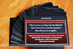 Conversation Starters for Couples - A Private Affair Game   The Dating Divas