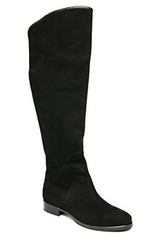 365603baf86 Le Pepe black suede above the knee boot    Read more at the image link