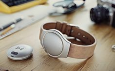 Brand and product design for Misfit Shine, most elegant activity tracker.