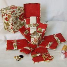 #01   KT004-4 Four Sided Needle Box Kit