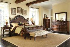 Port Royal Hi-Low Poster Bed   #LautersFineFurniture #Bedroomfurniture #Bed #Bedframe