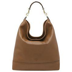 Buy Mulberry Effie Leather Hobo Handbag Online at johnlewis.com