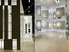 Ariostea booth by Marco Porpora, Bologna » Retail Design Blog