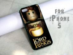 lego lord of the rings - design case for iphone 5 | shayutiaccessories - Accessories on ArtFire