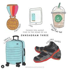 """submitted this series called """"Things you may have (or want) in your house based on your Enneagram type"""" and we LOVE them."""