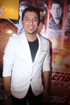 """Jalan Kembali"" Premiere. The director and main actor, Syamsul Yusof."