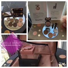 Ground floor opportunity! Look at this amazing starter kit! Join something big! Dream big #maelle #maëlle #beauty #makeup #girlboss