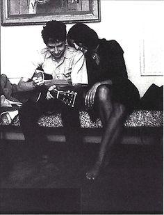 Bob Dylan & Joan Baez