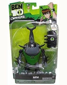 Ben 10 Eatle Action Figure by Ben 10. $14.97. Two voice recordings can be heard out of the voice box. Hear Eatle's voice with this new figure and watch his antennea spring to life when activating the feature switch on his back. A secet third message will sound when you plug the voice box into your Omnitrix Touch (32410). Blister Card. From the Manufacturer                Hear Eatle's voice with this new talking figure. Two voice recordings can be heard out of the voice b...