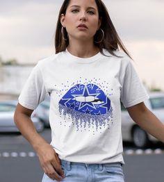Super bowl t-shirt, Cowboys t-shirt for women and girls, Cowboys lips, sparkles, womens cowboys tee shirt Super Bowl T Shirts, Cowboys, Sparkles, Tee Shirts, Lips, T Shirts For Women, Sport, Trending Outfits, Mens Tops