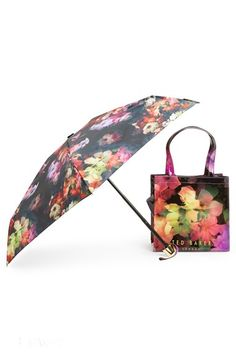 f8eab2226f05 Free shipping and returns on Ted Baker London  Floral Ikon  Tote  amp   Umbrella