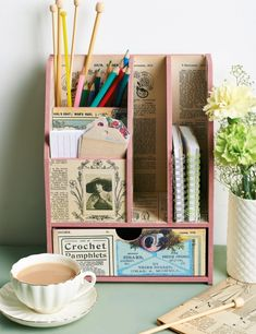 Image result for decoupage using magazine images