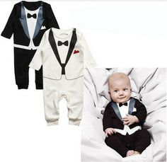 2015 new Baby party suit boys birthday romper infant cotton gentlemen jumpsuit autumn long sleeve newborn boy clothes Baby Boy Jumpsuit, Baby Boy Dress, Romper Pants, Baby Boy Outfits, Rompers For Kids, Jumpsuits For Girls, Baby Rompers, Newborn Boy Clothes, Cute Baby Clothes