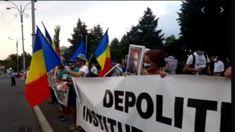 Jandarmeria nu se dezminte: avalanșă de amenzi date celor ce au participat la protestul din 10 August, 2020. Culmea, cei ce au respectat regulile, au fost sancționați Respect, Victoria