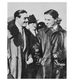 """charlespencerchaplin: """" Charlie Chaplin (right) with French comedian, Max Linder, in Hollywood, """" After Charlie Chaplin left Essanay Film Company in late 1915 they hired on Max Linder. Since Max Linder was one of the few that Chaplin. Vevey, Silent Comedy, Silent Film, Charlie Chaplin, Silent Day, Chaplin Film, Charles Spencer Chaplin, Harold Lloyd, Bad Memories"""
