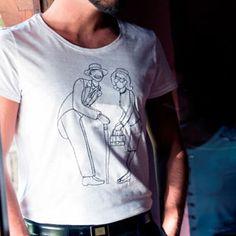 T-Shirt Uomo U Jackie O-Joker by Tuo tua