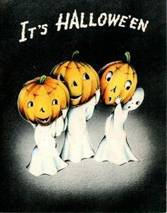 It's Hallowe'en...
