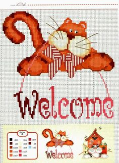 chat welcome